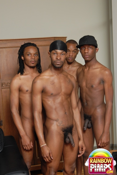 Black Gay Orgy Videos