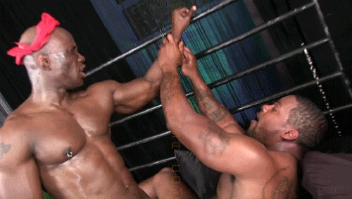 Sarge black gay video
